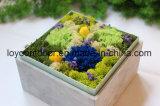 Decoración hecha a mano de la boda de la flor