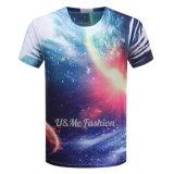 T-shirt de plage pour l'usine de vente en gros de l'homme