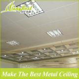 Le plafond en aluminium de Foshan Manybest couvre de tuiles 600X600