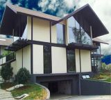 耐久の贅沢な鉄骨構造の家