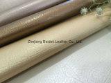 Het Synthetische Leer van pvc van het Patroon van de krokodil voor Dame Fashion Bag