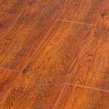 Plancher stratifié de chêne rouge de l'Amérique du Nord
