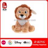Stuk speelgoed van de Leeuw van de Ogen van de pluche het Leuke Grote voor Jonge geitjes