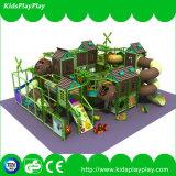 Lugar do partido para o campo de jogos interno das crianças da série da casa de árvore da venda