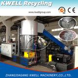 Costipatore, macchina di granulazione di pelletizzazione per il sacchetto della pellicola del PE pp