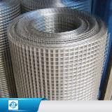 Il filo di acciaio a basso tenore di carbonio di alta qualità ha saldato la rete metallica/la rete metallica saldata galvanizzata foro quadrato