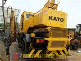 Het gebruikte Japanse Mobiele Heftoestel van de Kraan Kato (KR25H-3L)