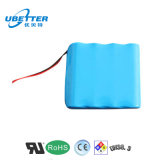 18650 7.4V 9900mAh Li Ion Battery with This & Medical RoHS for Battery Machine
