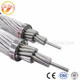 Conductor de arriba descubierto estándar ACSR de las BS para la línea de transmisión 132kv