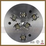 Diamante de la fábrica China Martillo Bush las placas de rodillo de la superficie de Litchi