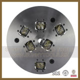 Litchiの表面のための中国の工場ダイヤモンドのブッシュのハンマーのローラーの版