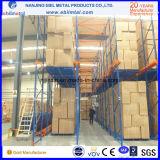 Entrepôt de l'acier dur dans un système en rack (EBILMetal-DIPR)