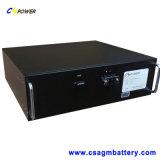 Bateria de Fosfato de Ferro de Lítio (LiFePO4) 19inch 12V 24V 48V