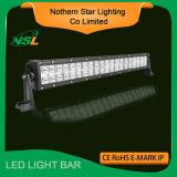 barre 72W de l'éclairage LED 6D rangée tous terrains de 12 pouces double