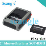 impresora térmica portable Sgt58V de 58m m Bluetooth