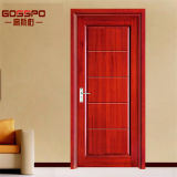 Porte en bois simple intérieure Desing (GSP8-001) de contre-plaqué