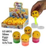 Het grappige Stuk speelgoed van het Ei van de Dieren van het Slijm