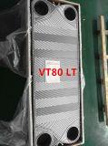 Replacement Gea / Kelvion Heat Exchanger Plate Vt80 Ss304 Ss316L Matériau en titane