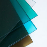 不変のカラー装飾的な使用のための拡散によって曇らされるポリカーボネートシート