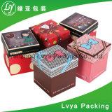 Het hete Vakje Van uitstekende kwaliteit van het Document van de Gift van de Douane van de Verkoop Multifunctionele Verpakkende