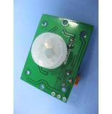 Ajustar o módulo infravermelho Hw8002 do detetor do sensor de movimento do módulo de Pyroelectric PIR