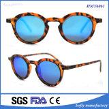 Gafas de sol polarizadas del espejo unisex de moda al por mayor