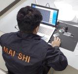 Acoplamiento de la impresión de la pantalla del poliester de la alta tensión