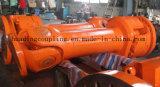 Accoppiamento universale dell'asta cilindrica di cardano di alta qualità SWC