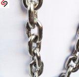Acciaio inossidabile G63 304/316 di catena a maglia con una concentrazione ad alta resistenza