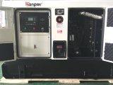 Качество дизельного топлива электрической мощности Super Silent звукоизолирующие генератор 56дба-65дба