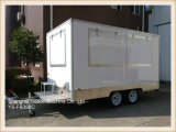 Ys-Fb390c 3.9m Glass Re-Enforced Panel de alta calidad de alimentos móviles Trailer Food Truck para la venta