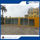 Bom Condomínio De Luxo Prefab Pequena Container Casa À Venda
