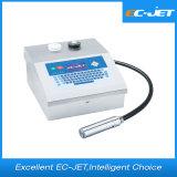 Imprimante jet d'encre continu Pigment blanc pour le comptage de câble (EC-JET400)