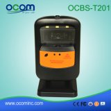 Ocbs-T201 금전 등록기를 위한 눈에 보이는 제 2 USB Barcode 스캐너