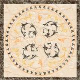 Azulejo de la porcelana del material de construcción de la fábrica de Foshan de cerámica para la venta