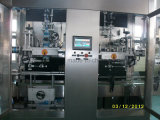 Máquina automática llena de Labelig de la botella de agua