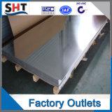 Feuille laminée à froid par plaque d'acier doux d'acier inoxydable d'ASTM 304