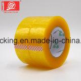 4855mm de Acryl Zelfklevende Duidelijke Banden Op basis van water 120rolls van de Verpakking BOPP in een Karton