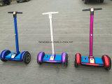 Auto eléctrico de 8 pulgadas equilibrio Scooter con asa
