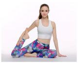 Pantaloni di forma fisica e di yoga di usura di funzionamento di sport delle donne