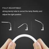 el ojo de 5W 24 LED protege la lámpara de vector Stepless Dimmable