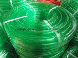 아무도 유독한 Un-Reinforced PVC Bclear 호스, 제조자