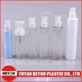 100ml Pet Round Flat Shoulder Bottle com certificação SGS (ZY01-B131)