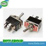 Interruptor rotativo interruptor de alavanca médio do interruptor do micro