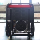 O Ce do bisonte (China) BS7500dce (h) 6kw 6kVA Certificated a máquina de soldadura Diesel pequena do gerador da garantia MOQ de 1 ano