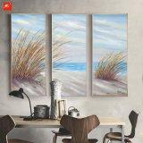 Ocean Wall Picture peinture à l'huile à l'huile sur toile