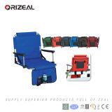 Orizealのアームおよび記憶のポケットが付いている携帯用競技場のシート