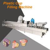Máquina de embalagem do copo da geléia de fruta