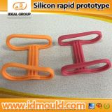 Piezas de automóviles de baja producción Parte automotriz Prototipo de silicio molde de silicio