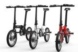 """16 """" bicis eléctricas plegables/CMS-Xk de la E-Bici de la bicicleta/de la vespa"""